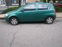 Chevrolet - Aveo - 2004 Chicago