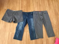 Size 4 Capris and shorts  Barrie, L4N 5R9