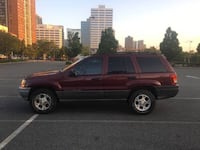 Jeep - Grand Cherokee - 2001 New York, 10036
