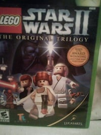 Star Wars The Force Awakens Xbox 360 game case Holden, 70744