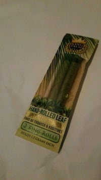 King Palm Organic Pre-Rolled Blunts Brampton, L6Y 5W8