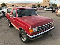 89 Ford Bronco Eddie Bauer Edition