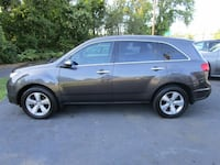 2011 Acura MDX 6-Spd AT w/Tech Package Philadelphia