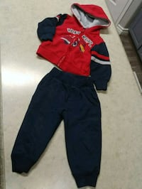 Toddler sweat outfit 2218 mi