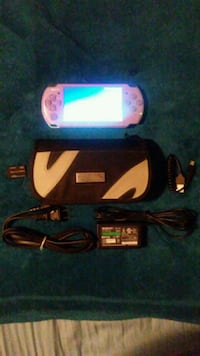 Modded PSP 3001 W/Charger, Case & Memory Stick Duo El Paso, 79902