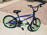 blue and black   Mongoose Scottsdale