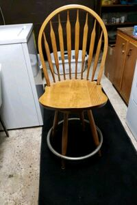 "Bar stools (3) overall height 43"" seat height 25"" Woodbridge Township, 07095"