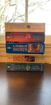 Game of Thrones Full Set! Raleigh, 27607
