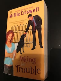 Asking for trouble book
