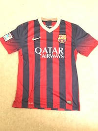 Authentic Messi Jersey Barcelona