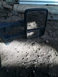 Chevy extended passenger mirror for 1ton