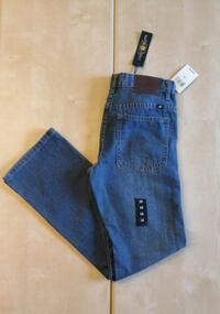 Lucky Brand Blue Jeans- Billy Straight Queens, 11435