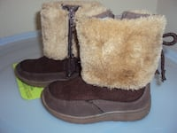 Oshkosh Toddler Winter Boots size 8 SILVERSPRING