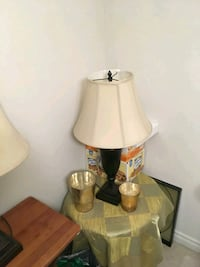 Two Table lamps  London, N6H 5G5