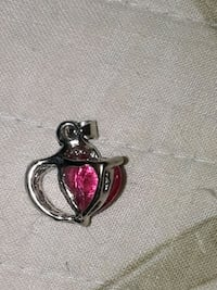July simulated birthstone charm  Slidell, 70461