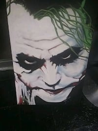 Original joker painting Glendale, 85301