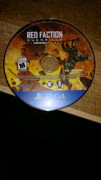 Red faction gurilla remastered ps4 Chatham-Kent, N7L 4P6