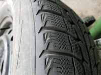 Winter tires with rims and All seasons with rims  Toronto, M2R 2M7