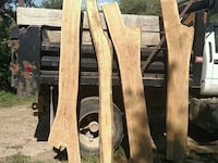 Rough saen lumber 55 per board Kansas City, 64138