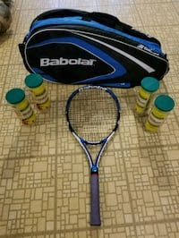 Babolat tennis racquet with accessories Waldorf, 20601