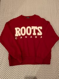 Roots Canada Crew Neck Sweater