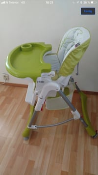Baby high chair Sola, 4050