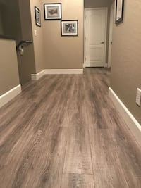Hardwood laminate tile houses painting  Sterling