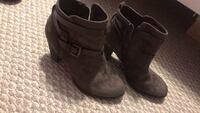 dark brown booties Thomasville, 27360