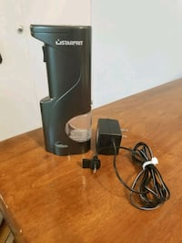 Rechargeable pepper grinder excellent condition
