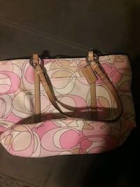 Beautiful Coach purse