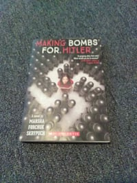 Making Bombs for Hitler book by Marsha Forchuk Skrypuch St. Augustine, 32080