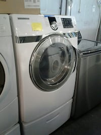 Samsung front load electric dryer condition excell