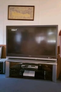 55in TV and stand Lumberton, 28360
