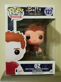 Funko Pop! OZ (Buffy the Vampire Slayer) Delta, V4E 3G3