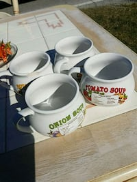 Soup cups Clearwater, 33756