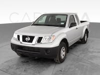 2019 Nissan Frontier King Cab pickup S Pickup 2D 6 ft Silver <br Baltimore