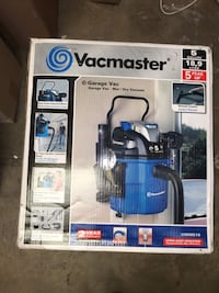 Vacmaster 5-gal. Wall Mount / Portable Wet/Dry Vac with 2-Stage Motor Garden Grove, 92843