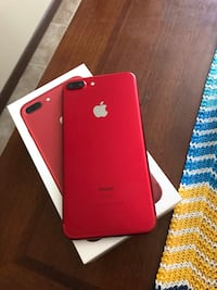 Product Red IPhone 7 Plus  Citrus Heights, 95610