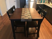 Dining table w/ 4 chairs  Vienna, 22182