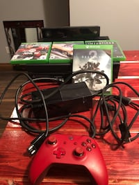 Xbox One with Kinect  Oakville, L6M 3R6