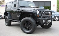 2008 Jeep Wrangler Falls Church