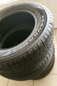 4 USED TIRES IN GREAT CONDITION Manassas, 20109