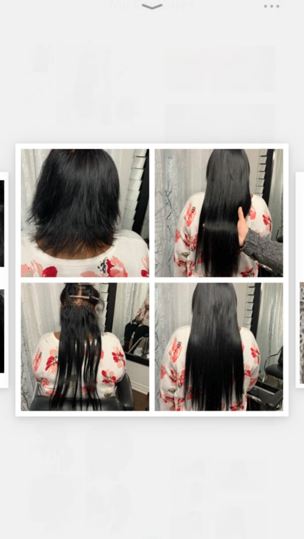 Hair extensions tap in or microbeads and Nail tip and Nano beads cd9bcfb9-dcb9-4d5e-be8a-4ce1e808b4f5
