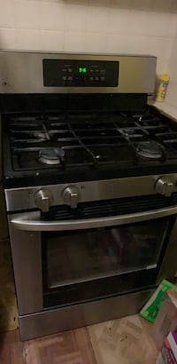 Black and gray gas range oven Los Angeles, 90029