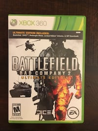 Xbox 360 Battlefield Bad Company 2 Ultimate Edition Washington
