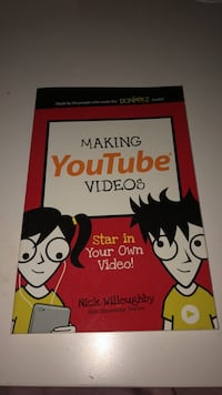 Making Youtube Videos book Whitby, L1R 3E4