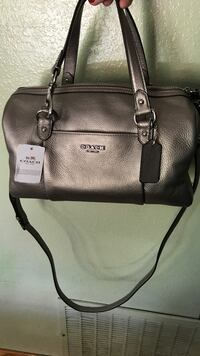 COACH HAND/SHOULDER BAG - BRAN NEW WITH TAG