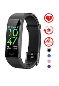 Smart watch + fitness tracker