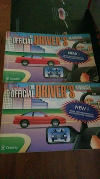 Drivers hand book for G1, G2 and G license Toronto, M3N 1M3