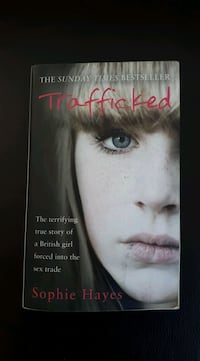 Book: Trafficked Montreal, H4L 5N5